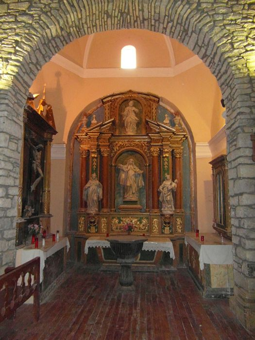 Altar de Martín Diest