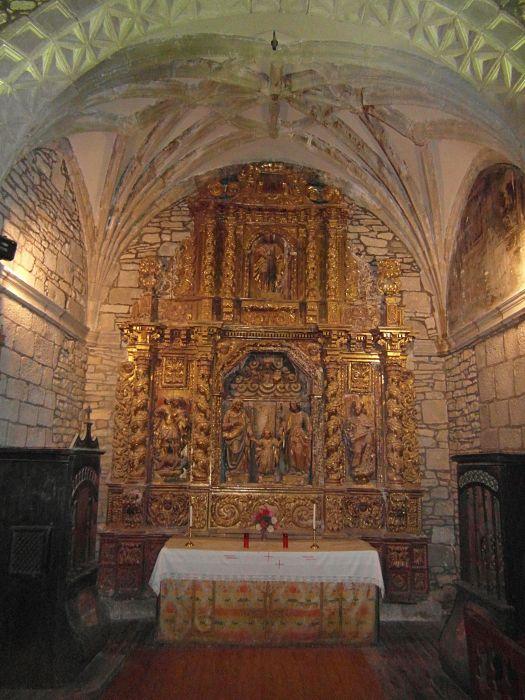Altar de Sangorrín