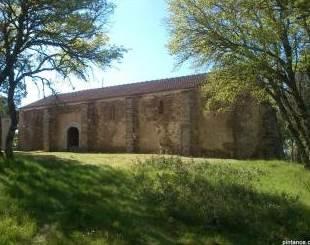 Ermita de Santa María Magdalena en Undues Pintano
